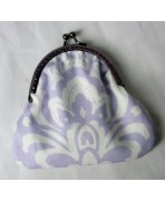 Baroque Lilac Purse