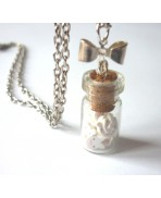 My Bunny Vial Necklace