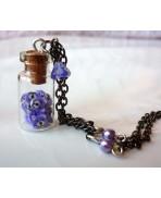 Sweet Teddy Bear Necklace